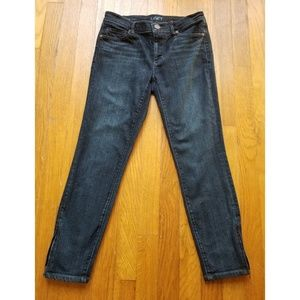 Ann Taylor Modern Skinny Ankle Jeans